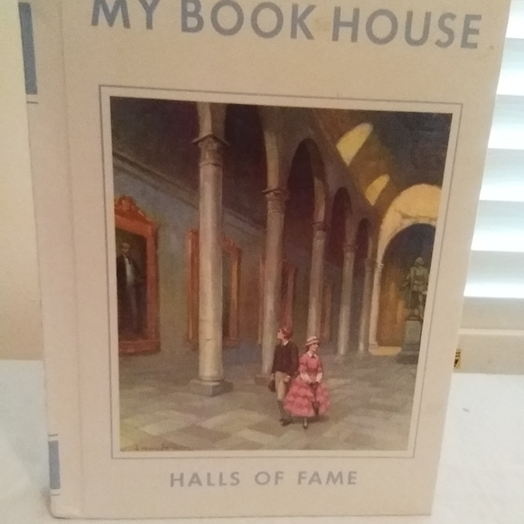 Other - My book house halls of fame #12